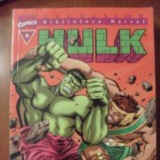 Cómics: HULK, NUMERO 6, BIBLIOTECA MARVEL,. Lote 42491125