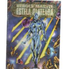 Comics : HÉROES MARVEL ESTELA PLATEADA Nº 1 FORUM - CJ65. Lote 42496114