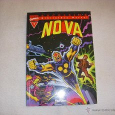 Cómics: NOVA Nº 1, BIBLIOTECA MARVEL, EDITORIAL FORUM. Lote 42548536