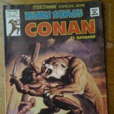 Cómics: COMICS CONAN EL BARBARO RELATOS SALVAJES VERTICE ESPECIAL SERIE VOL. 1 NUMERO 65. Lote 47238851