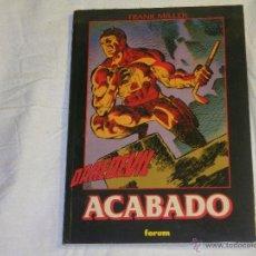 Cómics: DAREDEVIL - ACABADO - ( FORUM ) - ( FRANK MILLER ) - ¡¡FORRADO!! . Lote 42580372