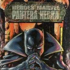 Cómics: HÉROES MARVEL PANTERA NEGRA Nº 1 FORUM - CJ80. Lote 42597308