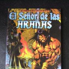 Cómics: CONAN EL BARBARO EL SEÑOR DE LAS ARAÑAS NOVELA GRAFICA. Lote 42618031