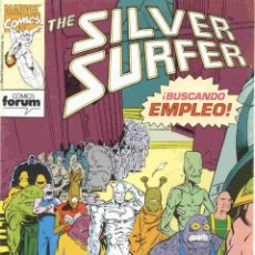 Cómics: SILVER SURFER VOLUMEN 2 NÚMERO 3. Lote 42635327