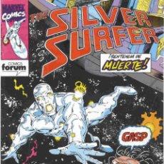 Cómics: SILVER SURFER VOLUMEN 2 NÚMERO 5. Lote 42635349