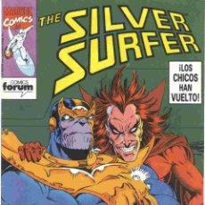 Cómics: SILVER SURFER VOLUMEN 2 NÚMERO 7. Lote 42635387