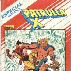 Cómics: PATRULLA-X: ESPECIAL VERANO 1988. Lote 49563043