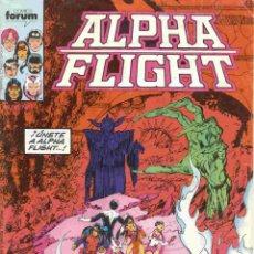 Cómics: ALPHA FLIGHT VOLUMEN 1 NÚMERO 19. Lote 42652474