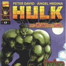 Cómics: HULK VOLUMEN 2 NÚMERO 17. Lote 42656445