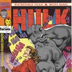 Cómics: HULK/IRONMAN VOLUMEN 1 NÚMERO 5. Lote 42656514