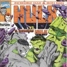 Cómics: HULK/IRONMAN VOLUMEN 1 NÚMERO 8. Lote 42656534