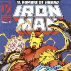 Cómics: IRON MAN VOLUMEN 3 NÚMERO 3. Lote 42656625
