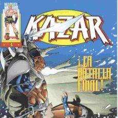 Cómics: KAZAR VOLUMEN 1 NÚMERO 3. Lote 42656769