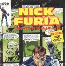 Cómics: NICK FURIA: CONTRA S.H.I.E.L.D. VOLUMEN 1 NÚMERO 3. Lote 42657622