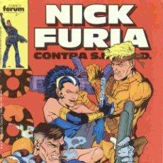 Cómics: NICK FURIA: CONTRA S.H.I.E.L.D. VOLUMEN 1 NÚMERO 5. Lote 42657646