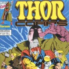 Cómics: THOR: CORPS VOLUMEN 1 NÚMERO 1. Lote 42666316