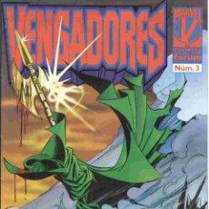 Cómics: LOS VENGADORES VOLUMEN 2 NÚMERO 3. Lote 42666833