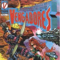 Cómics: LOS VENGADORES VOLUMEN 2 NÚMERO 9. Lote 42666843