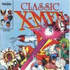 Cómics: CLASSIC X-MEN VOLUMEN 1 NÚMERO 8. Lote 42667286