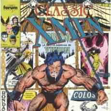 Cómics: CLASSIC X-MEN VOLUMEN 1 NÚMERO 17. Lote 42667325