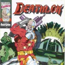 Cómics: DEATHLOK VOLUMEN 1 NÚMERO 2. Lote 42667541