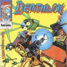 Cómics: DEATHLOK VOLUMEN 1 NÚMERO 4. Lote 42667556