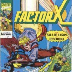 Comics: FACTOR-X VOLUMEN 1 NÚMERO 61. Lote 42667987