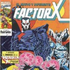 Comics: FACTOR-X VOLUMEN 1 NÚMERO 62. Lote 42668003
