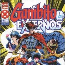 Cómics: GAMBITO Y LOS EXTERNOS VOLUMEN 1 NÚMERO 1. Lote 42668288