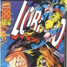 Cómics: LOBEZNO VOLUMEN 1 NÚMERO 78. Lote 42669014