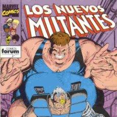 Cómics: LOS NUEVOS MUTANTES VOLUMEN 1 NÚMERO 64. Lote 42669347