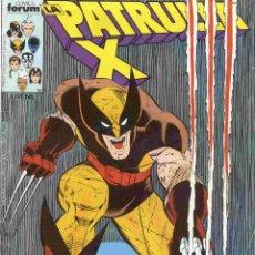 Cómics: LA PATRULLA-X VOLUMEN 1 NÚMERO 58. Lote 222161010
