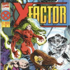 Cómics: X-FACTOR VOLUMEN 1 NÚMERO 2. Lote 42670932