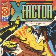 Cómics: X-FACTOR VOLUMEN 1 NÚMERO 4. Lote 42670969