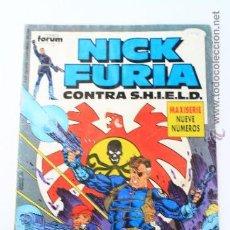 Cómics: COMIC DE NICK FURIA CONTRA S.H.I.E.L.D. Nº 1 DE 1988. Lote 34558592