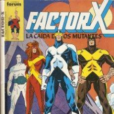 Cómics: FORUM - FACTOR X - RETAPADO 21 AL 25 - MUY BUEN ESTADO CASI NUEVO. Lote 42746699