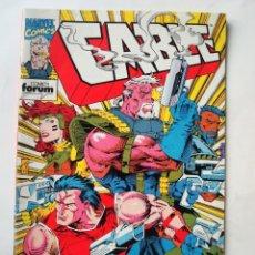 Cable vol 1 nº 2 - Forum (Marvel)