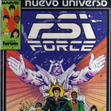 Cómics: PSI FORCE COMPLETA 12 NÚMEROS - CJ87. Lote 42788147