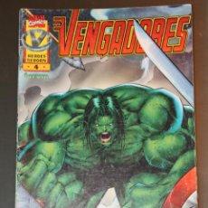 Cómics: LOS VENGADORES 4 HEROES REBORN FORUM. Lote 42856663