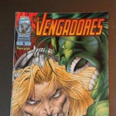 Cómics: LOS VENGADORES 5 HEROES REBORN FORUM. Lote 42856683