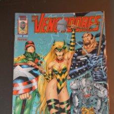 Cómics: LOS VENGADORES 7 HEROES REBORN FORUM. Lote 42856688