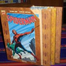 Cómics: FORUM SPIDERMAN STEVE DITKO COMPLETA 3 NºS CON ESTUCHE. 2002. MUY BUEN ESTADO Y RARO.. Lote 42858830