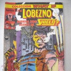 Comics: COLECCIÓN WHAT IF: ¿Y SI LOBEZNO HUBIERA SIDO AGENTE DE SHIELD? Nº 13. Lote 42867729