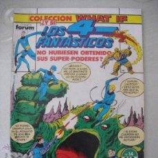 Comics: COLECCIÓN WHAT IF: ¿Y SI LOS 4 FANTÁSTICOS...? Nº 14. Lote 42867856