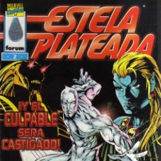 Cómics: ESTELA PLATEADA NÚMERO 2 ( FORUM ) - CJ94. Lote 42876290
