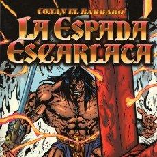 Cómics: CONAN EL BÁRBARO - SERIES LIMITADAS - 7 NÚMEROS - COMPLETA. Lote 42908483