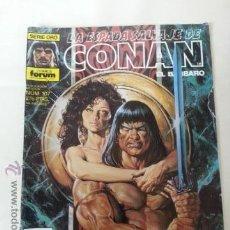 Cómics: LA ESPADA SALVAJE DE CONAN Nº107- 1 EDICION FORUM. Lote 42908670