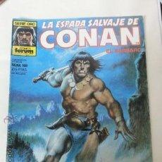 Cómics: LA ESPADA SALVAJE DE CONAN Nº108- 1 EDICION FORUM. Lote 42908682