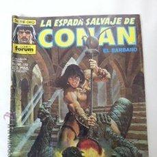 Cómics: LA ESPADA SALVAJE DE CONAN Nº110- 1 EDICION FORUM. Lote 42908706