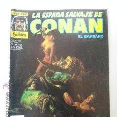 Cómics: LA ESPADA SALVAJE DE CONAN Nº112- 1 EDICION FORUM. Lote 42908713